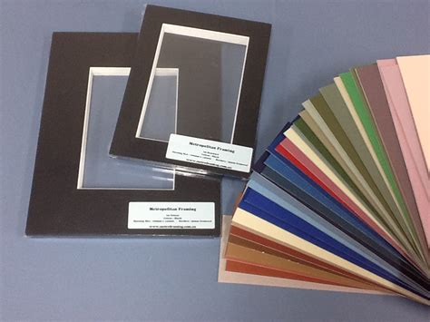 Mat Board Suppliers by Encaustic Supplies Perth Picture Framing And