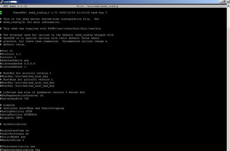 for ssh how to allow root user to log in to esx host with ssh