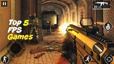 best fps top 5 best person shooter fps of 2017 for