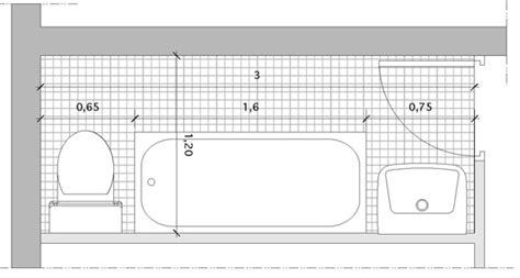 Baignoire 1m30 by 5 Plans Pour Agencer Une Salle De Bains Couloir I Styles