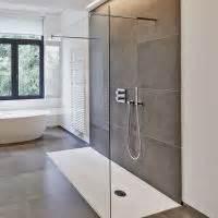 duschen glas duschabtrennung vordach und schiebet 252 r im glasprofi24