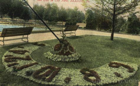 Sun City Florists Cards And Gifts - sun dial in city park reading pa
