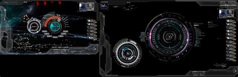 hd themes core 2 startale os rainmeter theme for dual desktop by startale