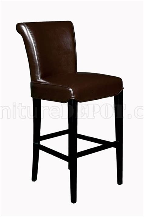Reupholstering Bar Stools by Chocolate Leather Match Upholstery Bar Stool