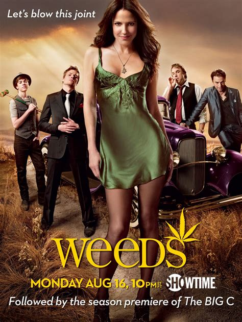 eighth season of weeds will be the last collider