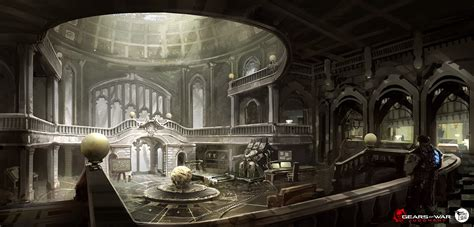 gothic interior by paisguy on deviantart cyber house interior by m wojtala on deviantart art