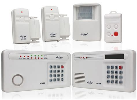 best wireless home security system without monitoring what