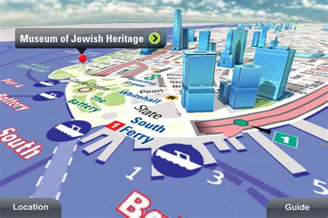 how to make 3d interactive map maps a designer s interactive new york