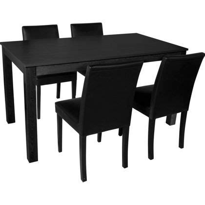 Elmdon Black Dining Table Argos House Tables And Dining Tables On