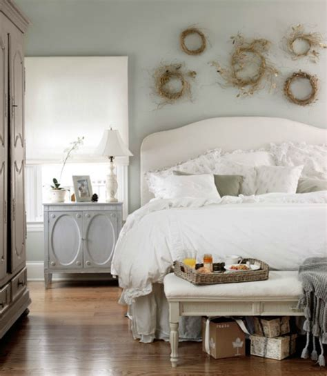 Country Chic Bedrooms | inspirations on the horizon coastal bedrooms