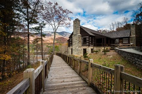Lodges At Table Rock by J Jones Photography Table Rock Lodge State Park