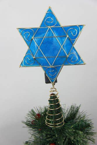 2014 lighted deluxe hanukkah tree topper in the uae see