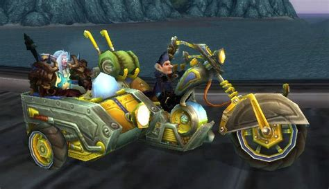 mechano hog wowpedia your wiki image mekgineer s chopper 2 players jpg wowwiki