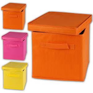 Organizer Storage Box Foldable Storage Box Cube Fabric Organizer Container