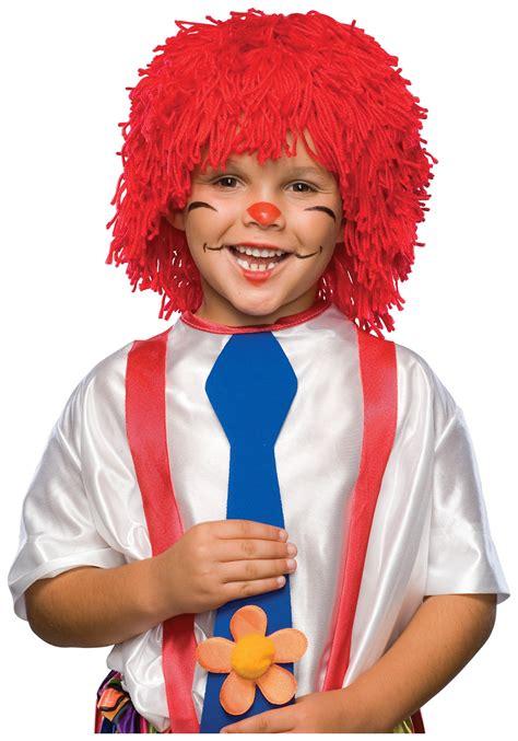 rag doll wigs boys rag doll wig