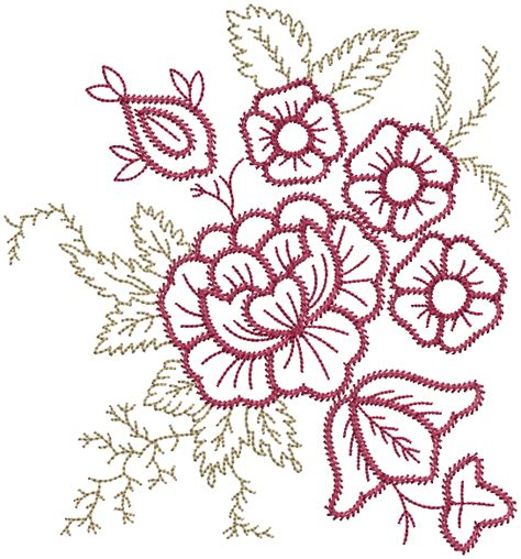 Decorative Stitch Decorative Lines Digitizer V5