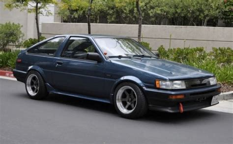 Toyota Ae86 For Sale In Usa 1986 Toyota Celica Gts Levin Ae86 For Sale Front Autos