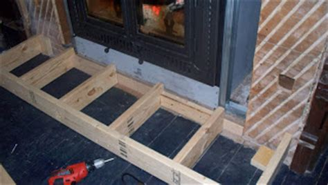 Fireplace Hearth Construction house fireplace hearth construction