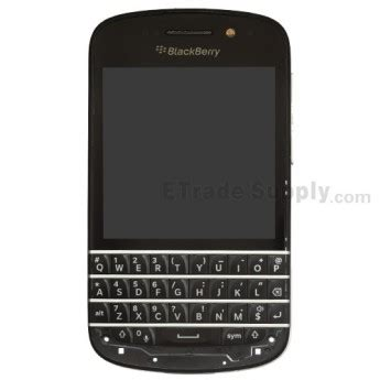 Lcd Blackberry Q10 Original blackberry q10 lcd screen and digitizer assembly with