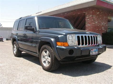 image 2008 jeep commander rwd 4 door sport instrument cluster size 1024 x 768 type gif purchase used 2008 jeep commander sport sport utility 4 door 3 7l in el paso texas united states