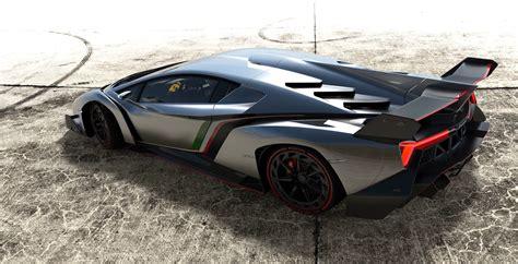 Lamborghini Veneno Rear Lamborghini Veneno The 6 Million Speeding Bull Photos