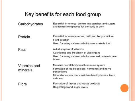 carbohydrates benefits nutrition