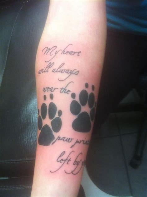dog paw print tattoo designs pin by kari hobscheid overton on animals tattoos print