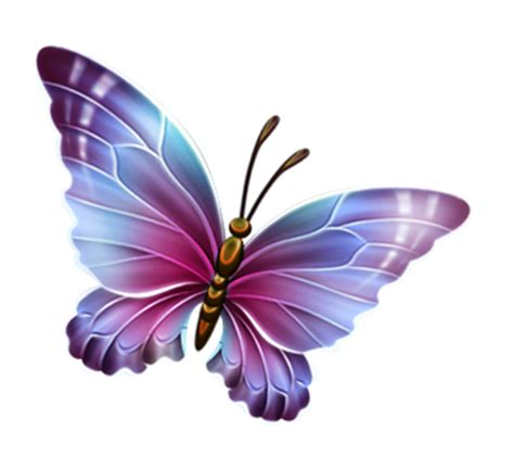 tattoo berwarna png butterfly purple and blue transparent free images at