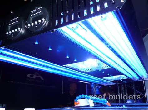 Vho Aquarium Lighting Fixtures Sunlight Supply S Maristar 2 Is Coming At Ya With A Trifecta Of Metal Halide T5 And Led