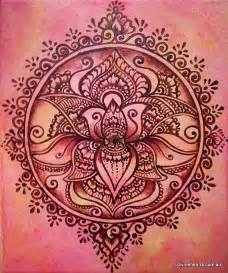 Lotus Henna Regal Lotus Henna Painting