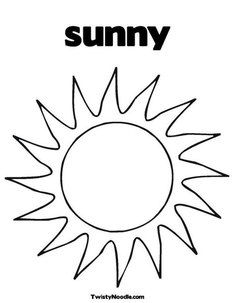 Coloring Page Sunny Day | dog on a sunny day free printable coloring pages rainpow com