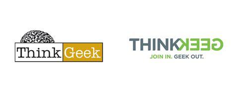 Tunik Geela brand new new logo for thinkgeek