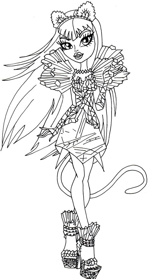 monster high coloring pages you can print 55 free monster high coloring pages for you gianfreda net