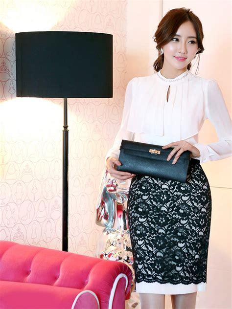 A143 Kemeja Blouse Sifon Coklat Lengan Panjang blouse putih lengan panjang model terbaru jual murah
