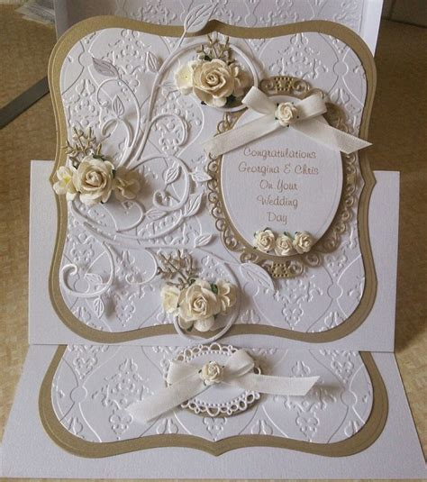 Wedding Album Easel by Best 25 Easel Cards Ideas On Folded Cards