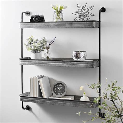 galvanized metal   gorgeous accent  fits