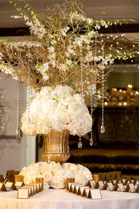 wedding wednesday shimmering winter white beautiful blooms