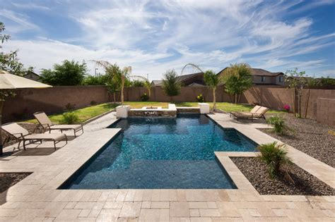Best Contemporary Pool phoenix by California Pools & Landscape