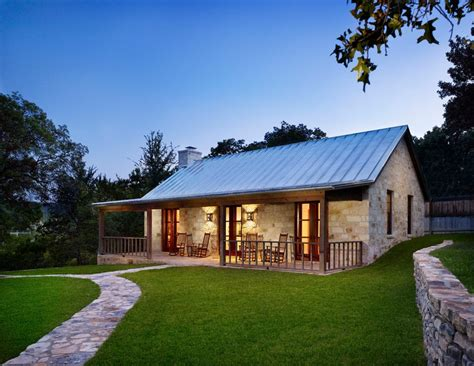 Stone cabin designs exterior farmhouse with rocking chair walkway rocking chair