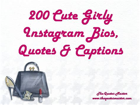 bio for instagram girly 200 cute girly instagram bios quotes captions
