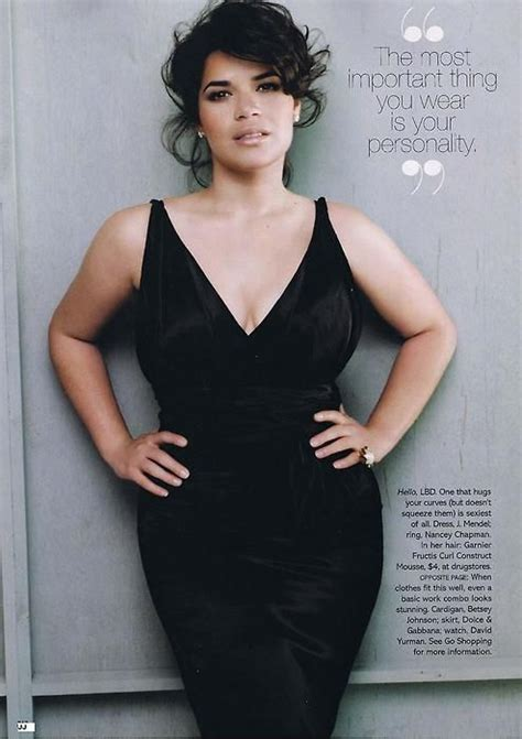 Style America Ferrera Fabsugar Want Need 2 by 126 Best Big And Beautiful Images On Curvy