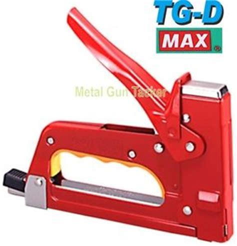 Pulpen Hk Setpulpenstaplesisi Staples 5 japan max tg d gun tacker heavy duty stapler use staples 3