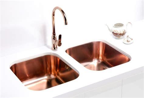 Undermount Copper Kitchen Sinks Alveus Monarch Variant 40 Copper Undermount Sink Kitchen Mixer Mixer Taps And Mixers