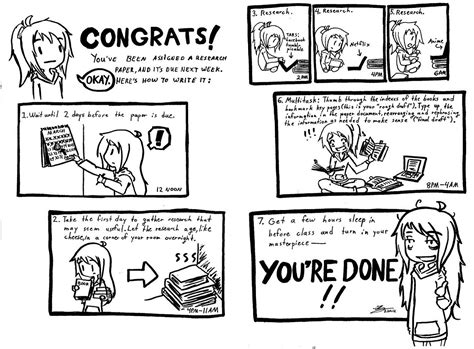 Essay Writing On Comics by G33k Offline Comics How To Write A Research Paper