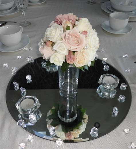 wedding table flower centerpieces uk wedding centrepiece the floral touch uk top table centrepiece