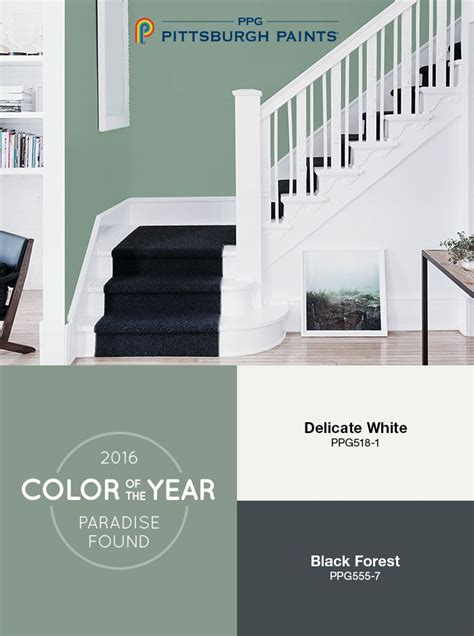 13 best 2016 paint color of the year paradise found images on