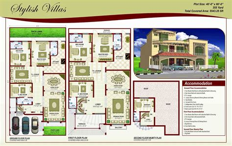 pakistani house floor plans pakistani small house plans home design and style
