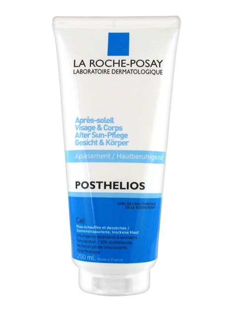 La Roche Posay Posthelios After Sun And Gel 40ml la roche posay posthelios after sun pflege 200 ml
