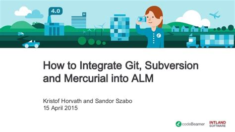 mercurial tutorial for git users webinar how to integrate git svn mercurial into alm