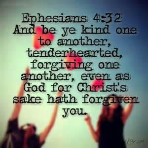 ephesians 4 32 inspirational thoughts